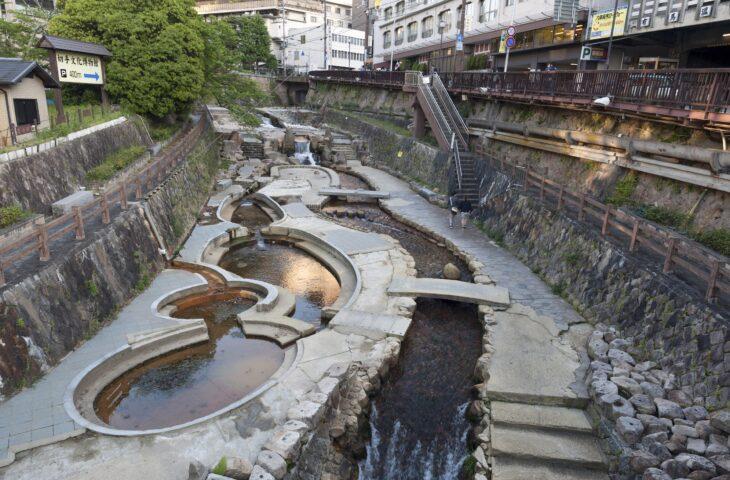 日本三大薬湯はどこ?