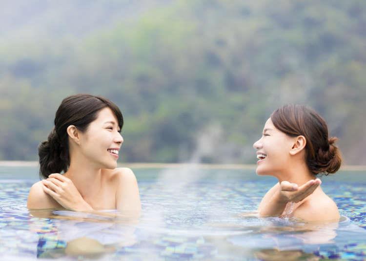 温泉での衛生管理の仕方とは?
